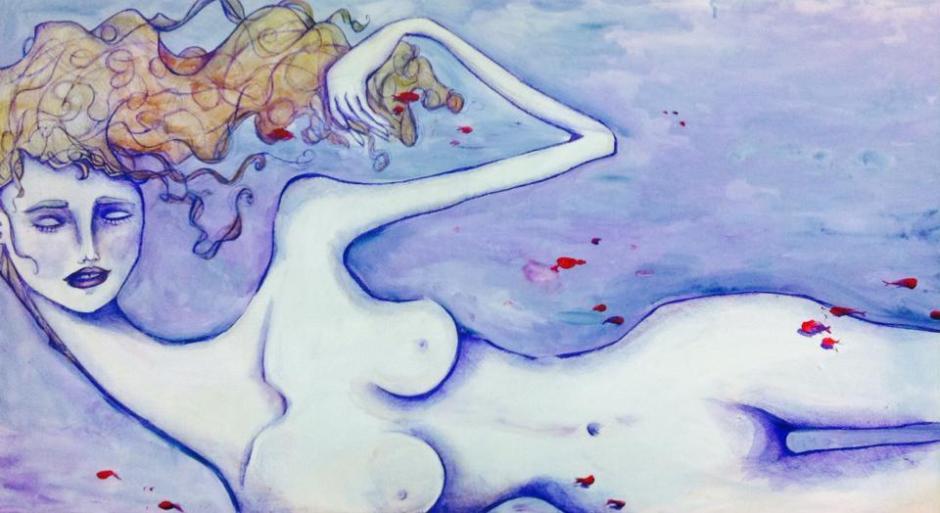 "Clelia Catalano, ""Ophelia"", 2014"