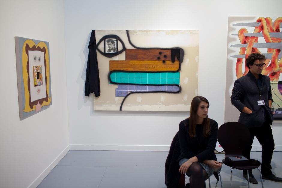 Joel Kyack @Francois Ghebaly Gallery (Los Angeles)