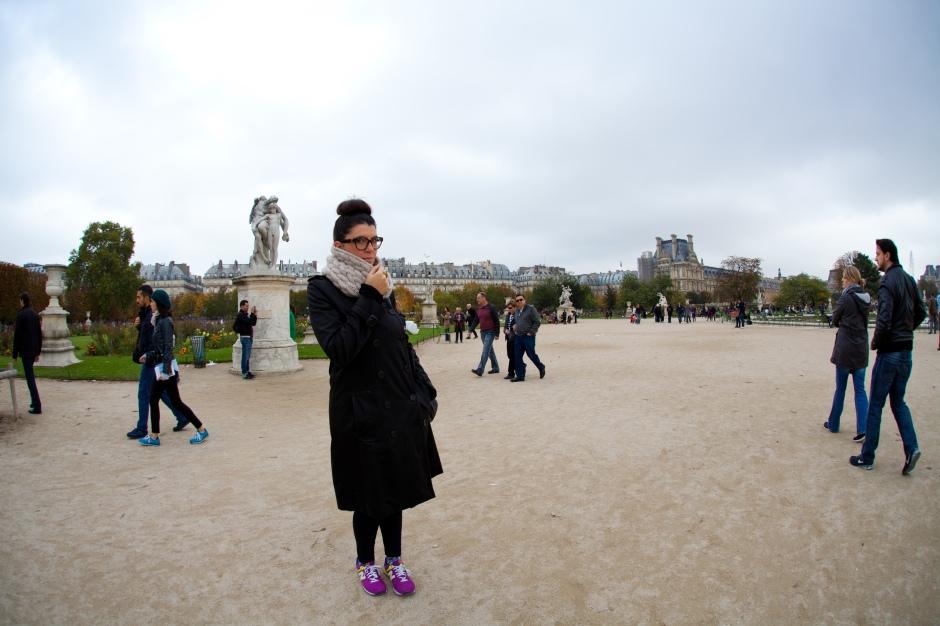 Paris, Kardin des Tuileries