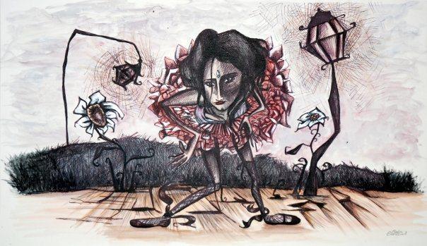 """La ballerina"" (The Dancer), 2008"