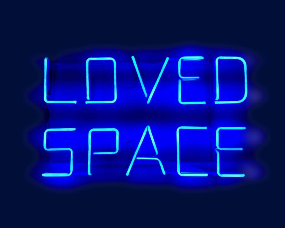 Massimo Uberti, Loved Space, 2014 (Spazio Borgogno)